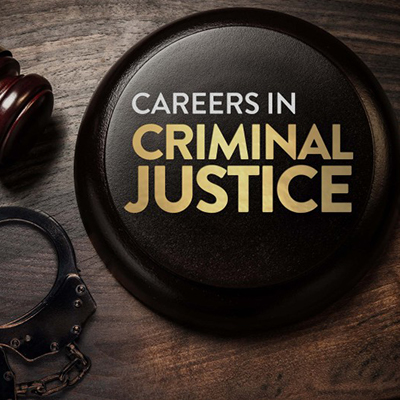 Careers in Criminal Justice Image