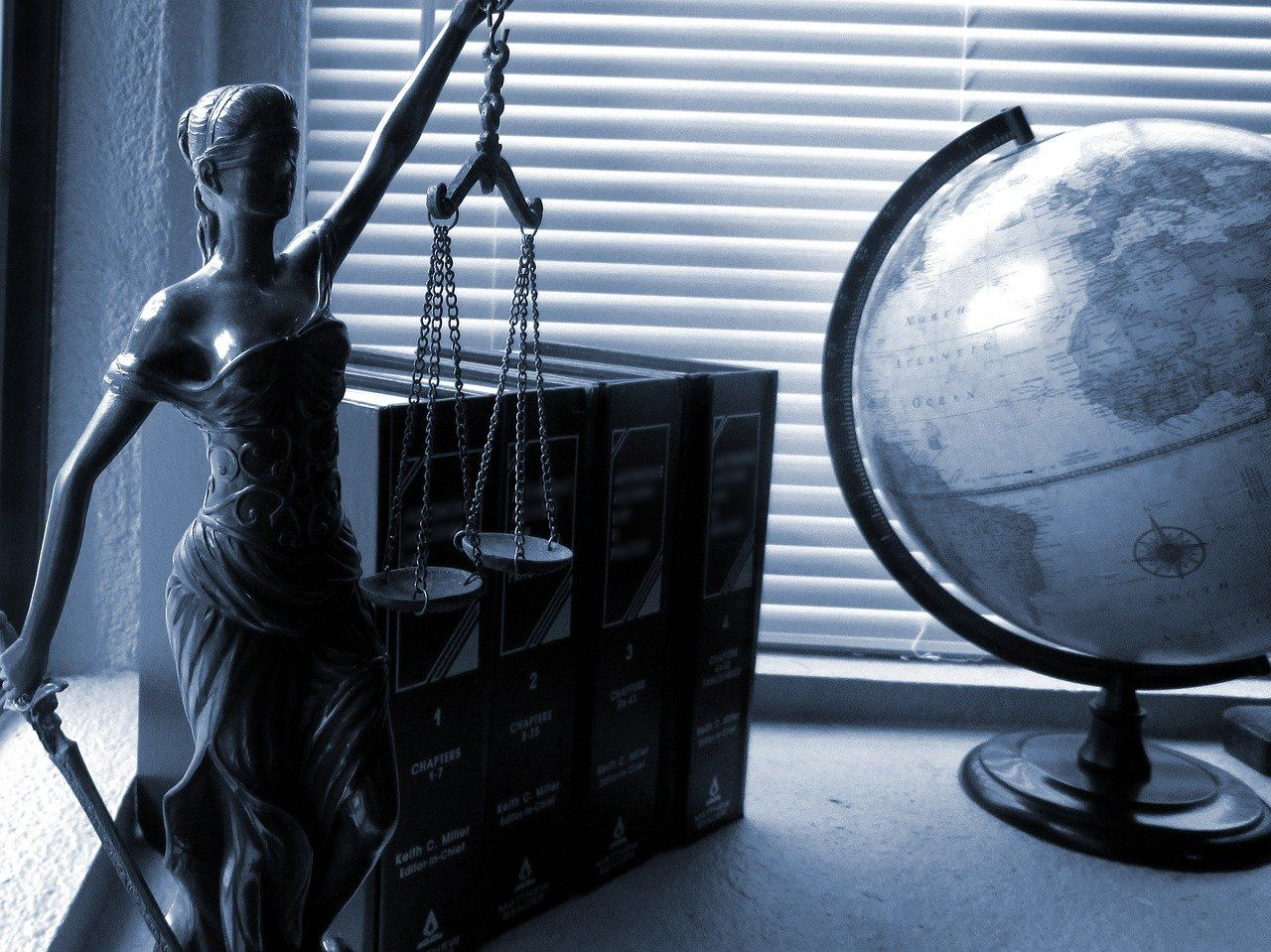 Criminal Justice Internship Image